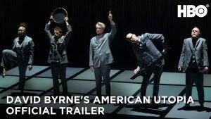 David Byrne's American Utopia (2020) video/trailer