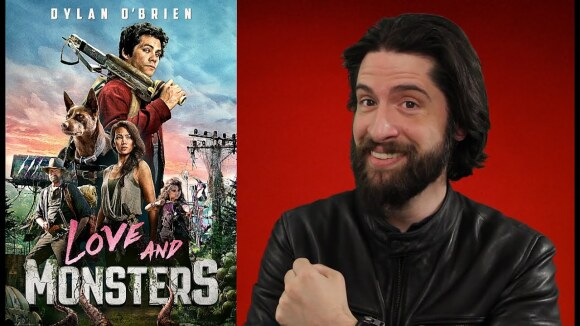 Jeremy Jahns - Love and monsters - movie review