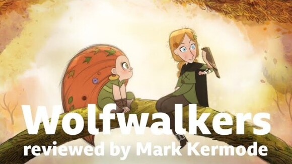 Kremode and Mayo - Wolfwalkers reviewed by mark kermode