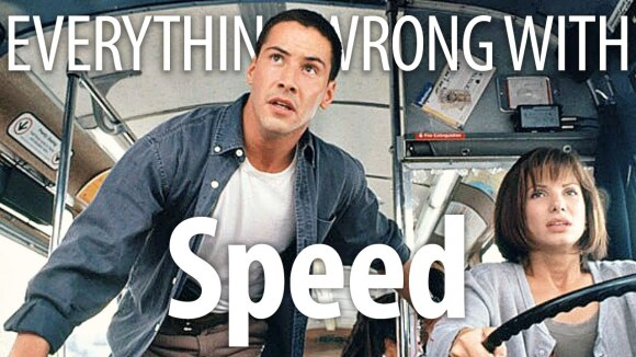 CinemaSins - Everything wrong with speed in 50 mph