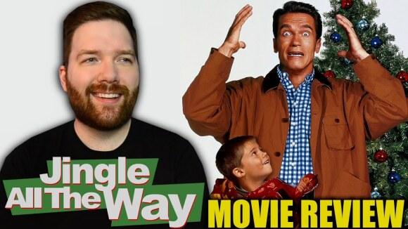 Chris Stuckmann - Jingle all the way - movie review