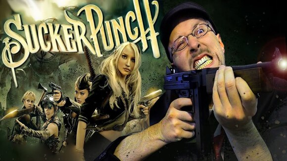 Channel Awesome - Sucker punch - nostalgia critic