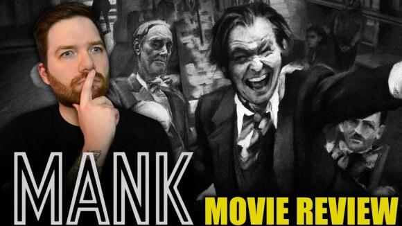 Chris Stuckmann - Mank - movie review