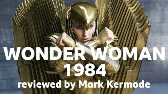 Kremode and Mayo - Wonder woman 1984 reviewed by mark kermode