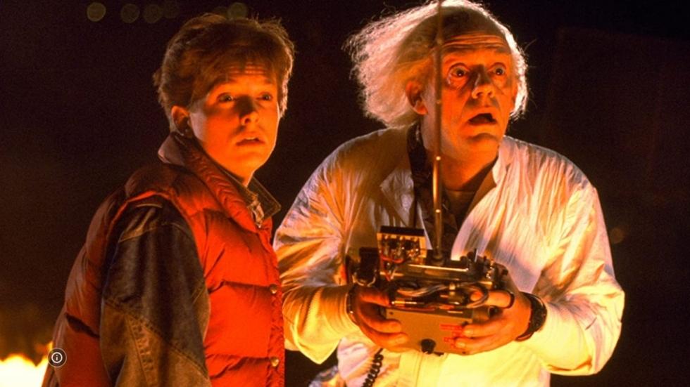 Fun Fact: Deze (mindere?) titel wilde de studio eigenlijk voor 'Back To The Future'