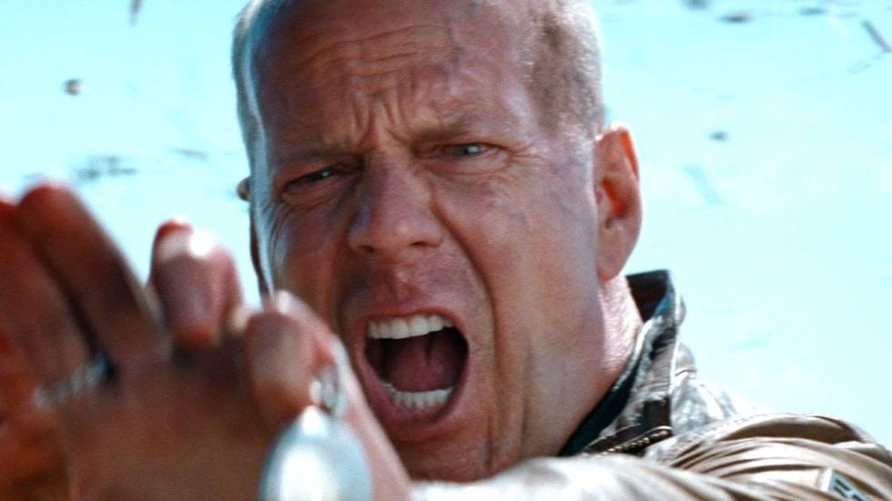 "'12 Monkeys'-regisseur noemt Bruce Willis een ""pratend kontgat"""
