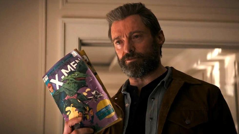 Een deel van Wolverine op grappige 'Deadpool 3' fanposter