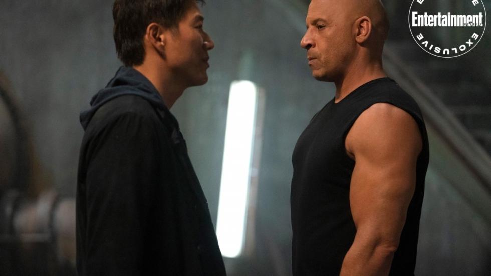 Han en Letty terug op stoere foto's 'Fast & Furious 9'
