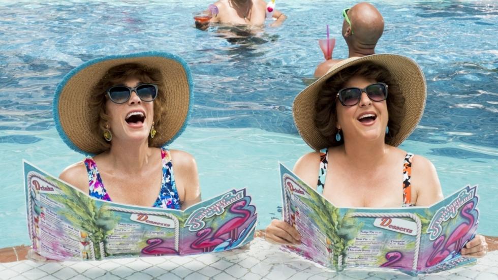 Eerste trailer 'Barb and Star Go to Vista Del Mar' is compleet bizar