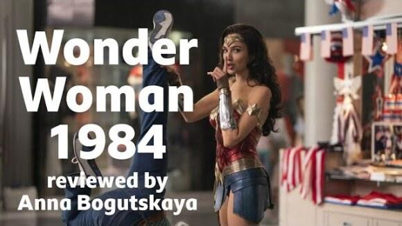 Kremode and Mayo - Wonder woman 1984 reviewed by anna bogutskaya
