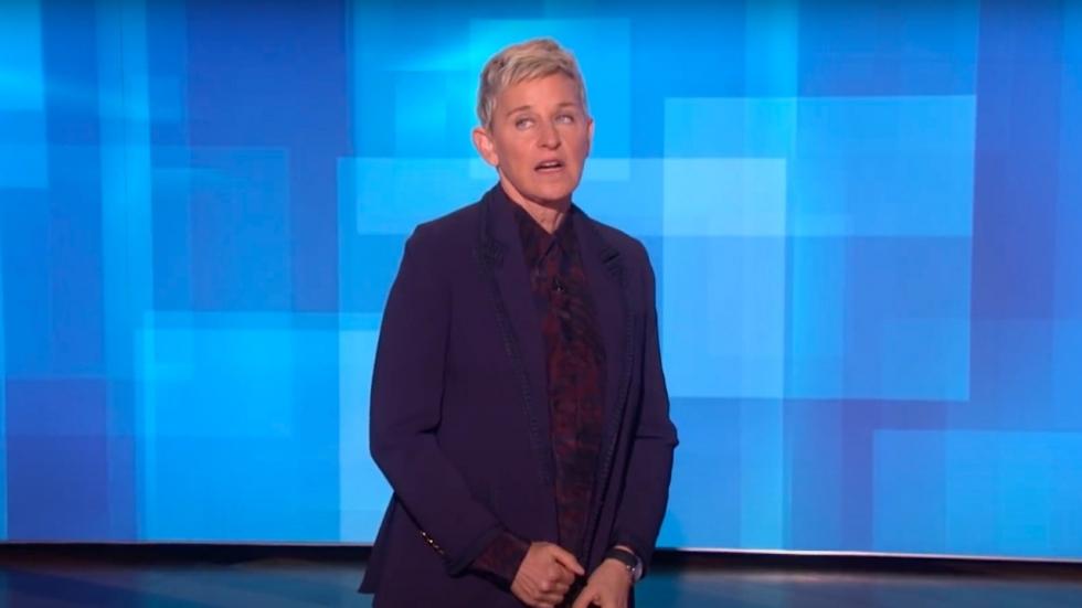 """Ellen DeGeneres over haar heftige coronabesmetting: """"Net of m'n ribben waren gebroken"""""""