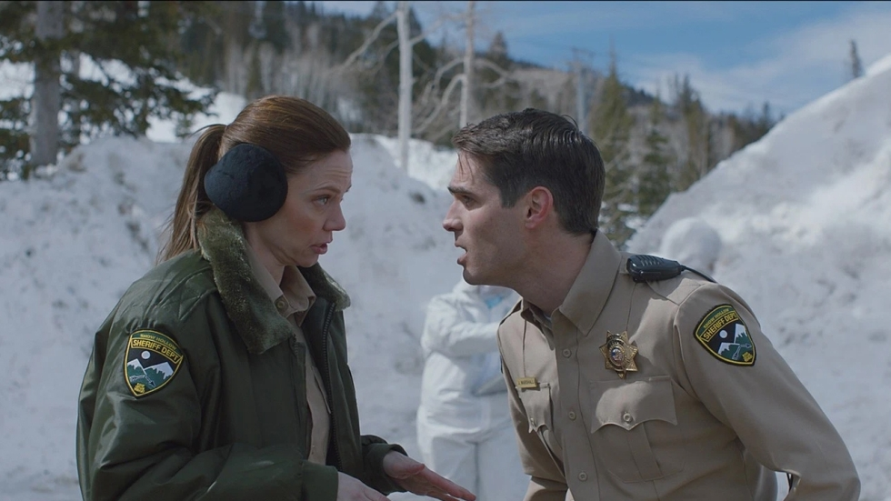 The Wolf of Snow Hollow [Netflix]