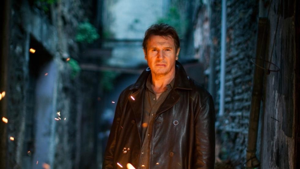 Liam Neeson gaat stoppen met actiefilms