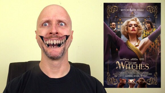 Channel Awesome - The witches (2020) - doug reviews