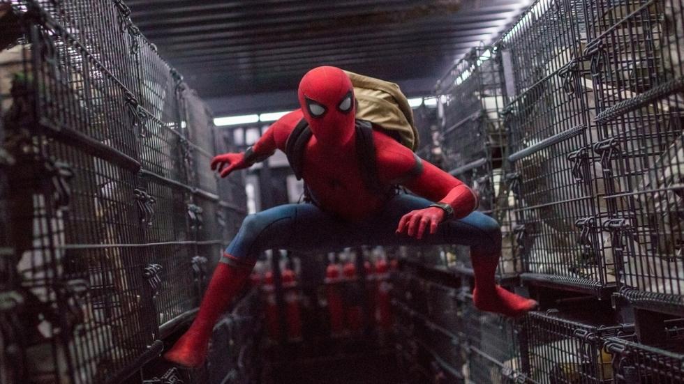 Nieuw 'Spider-Man' kostuum in derde film te zien op setfoto's