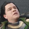 Foto's 'Thor: Love and Thunder' hinten naar Christian Bale's schurk