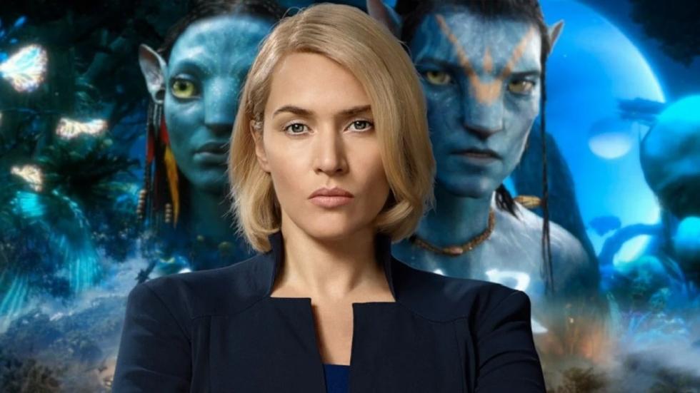 Actrice Kate Winslet heeft geen idee welke 'Avatar'-films ze maakt