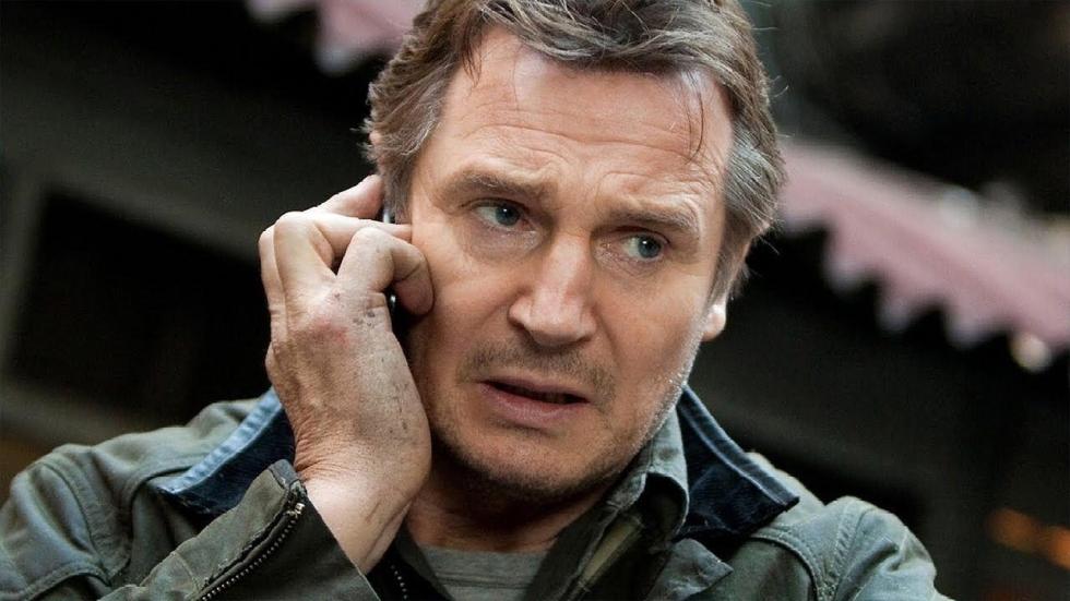 Liam Neeson is gevraagd voor 'The Naked Gun' reboot