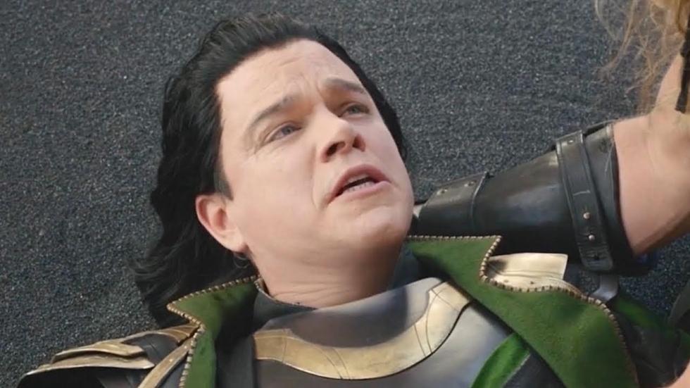 Matt Damon bevestigt grote rol in 'Thor: Love and Thunder'