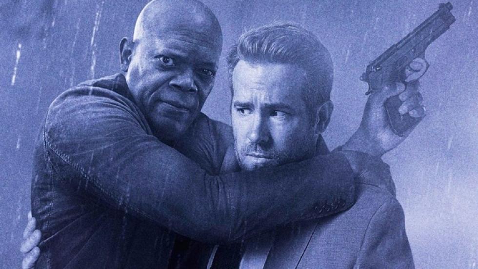 Eerste blik op 'The Hitman's Wife's Bodyguard' met Ryan Reynolds en Samuel L. Jackson