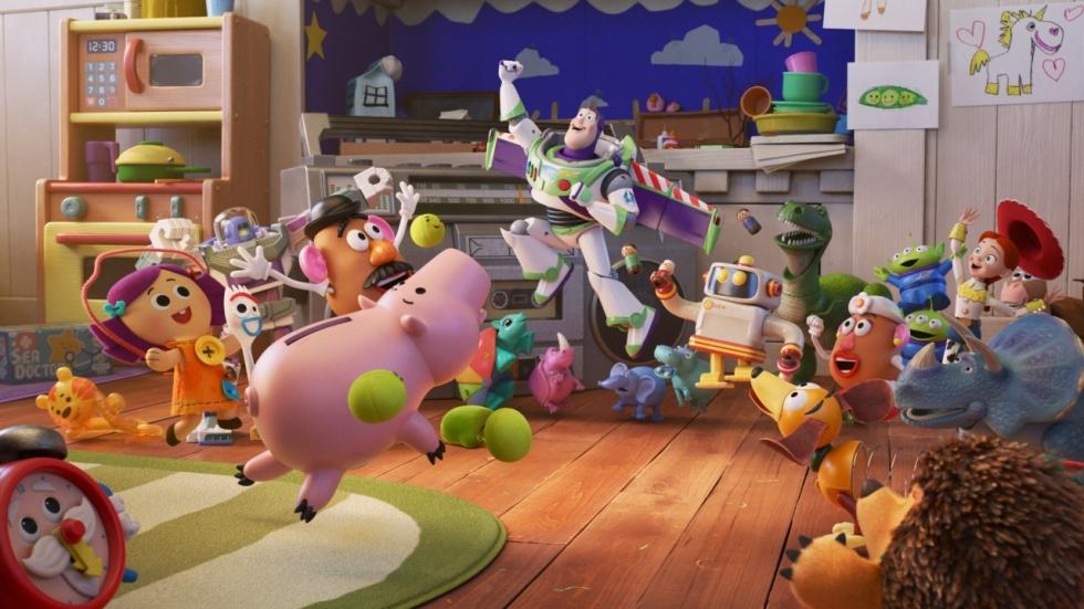 Collectie van Pixar-shorts 'Pixar Popcorn' vanaf vrijdag op Disney Plus