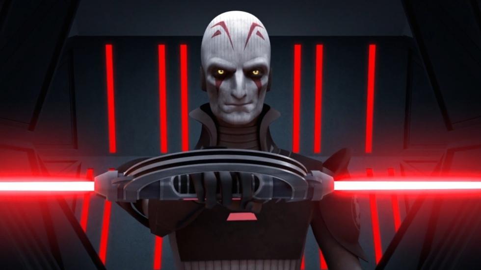 'Star Wars'-acteur Jason Isaacs ziet rol als Grand Inquisitor wel zitten