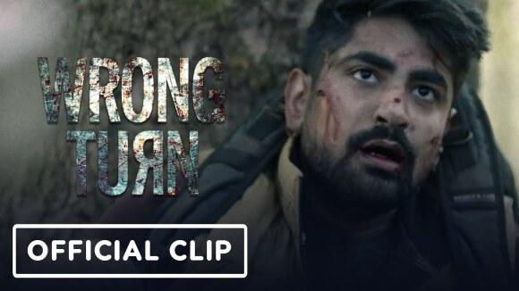 Wrong Turn clip