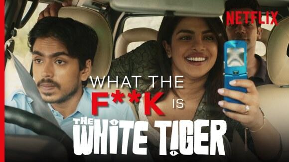 WTF is... 'The White Tiger' van Netflix?