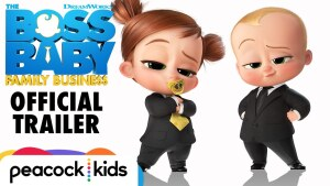 The Boss Baby: Family Business (2021) video/trailer