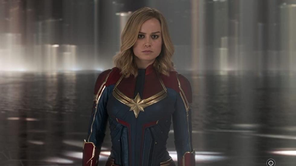 Brie Larson heeft getekend voor 'Thor: Love And Thunder'