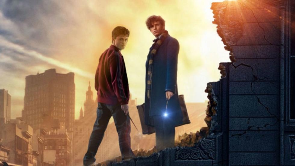 'Harry Potter'-franchise komt in nieuwe handen