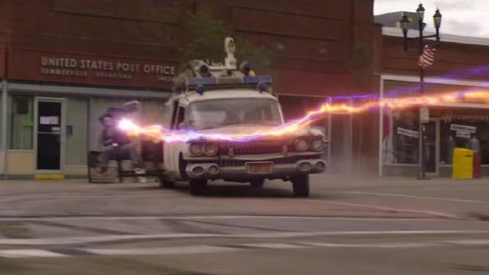 Nieuw spook uit 'Ghostbusters: Afterlife' doet je aan iets denken