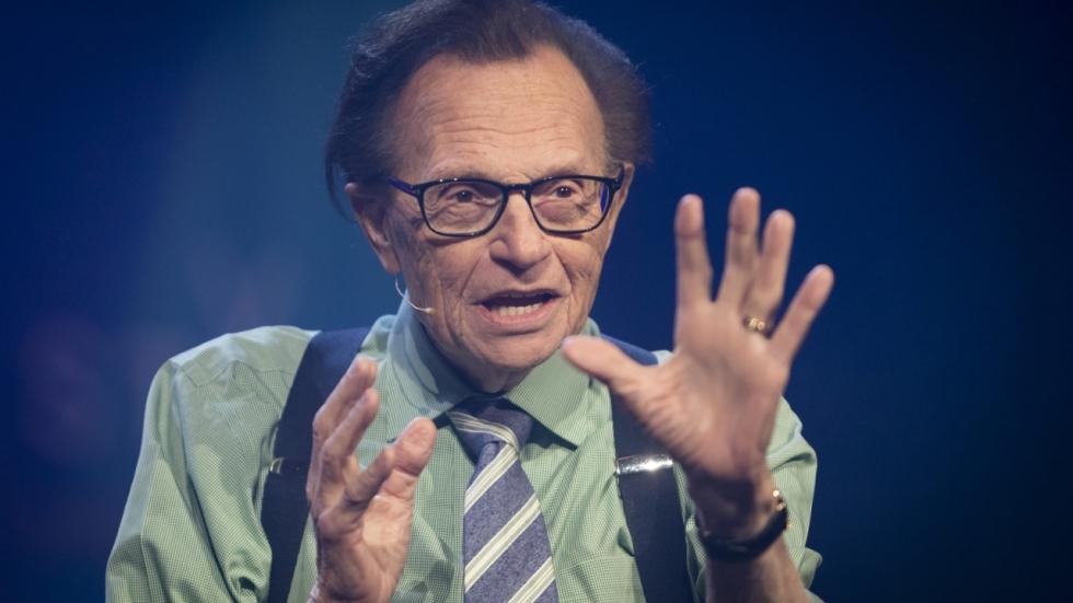 Legendarische tv-persoonlijkheid Larry King overleden