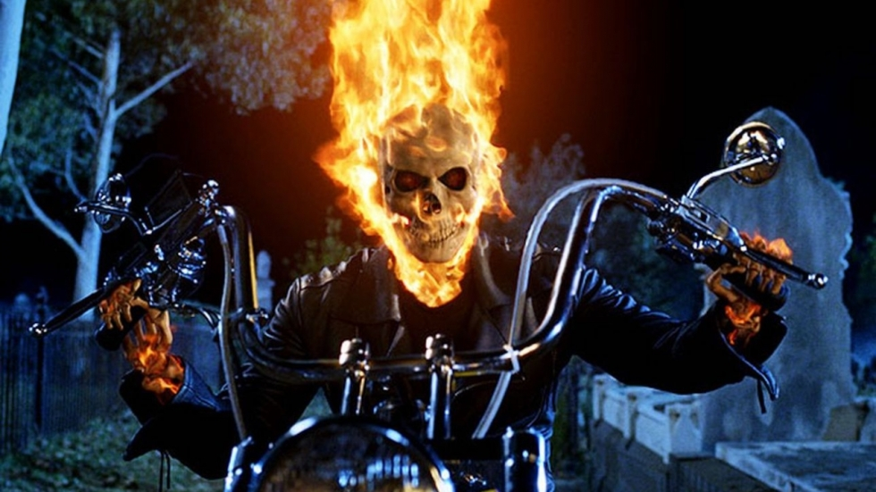Gerucht: Marvel wil Nicolas Cage terug als Ghost Rider voor 'Doctor Strange 2'
