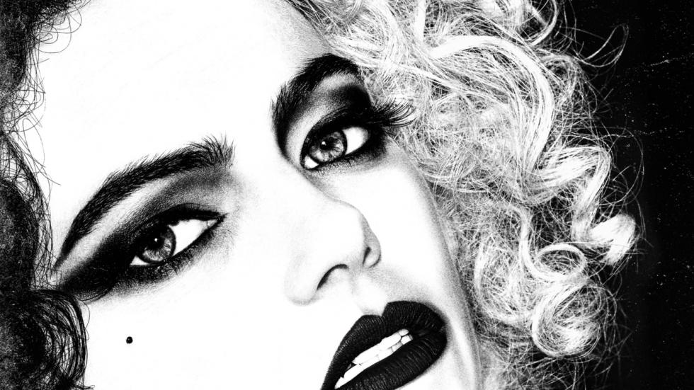 Eerste poster Disney's 'Cruella' met Emma Stone