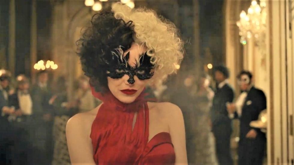 Disney onthult duistere eerste trailer 'Cruella' met Emma Stone!