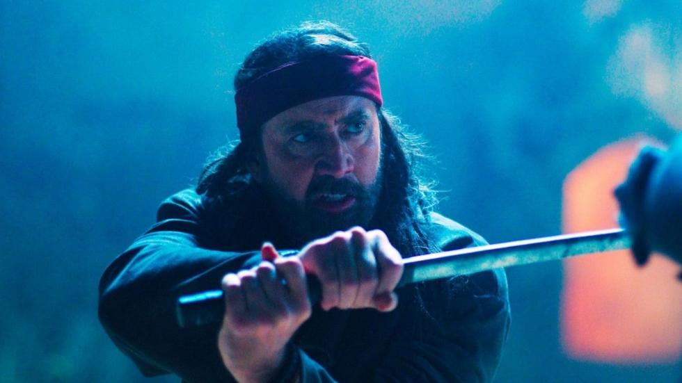 'Jiu Jitsu' - Nicolas Cage met samoeraizwaard tegen een soort Predator