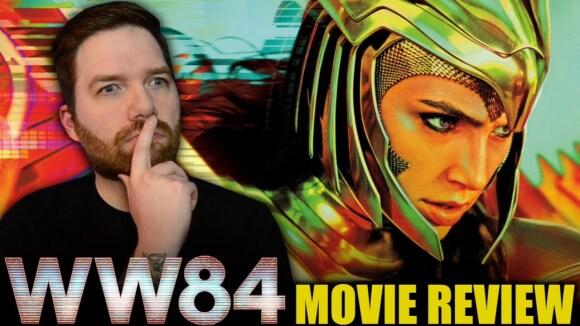 Chris Stuckmann - Wonder woman 1984 - movie review
