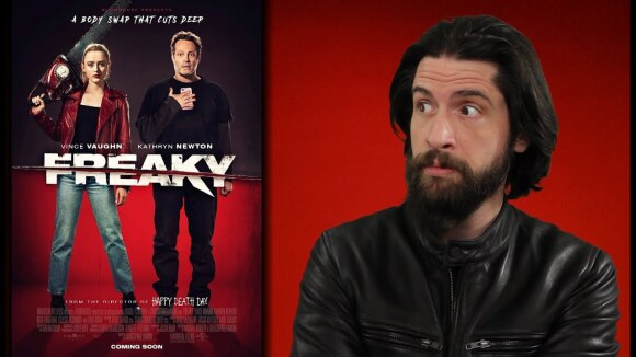 Jeremy Jahns - Freaky - movie review