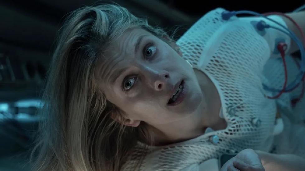 Nieuwe thriller 'Oxygen' van Alexandre Aja is een mix tussen 'Buried' en '28 Days Later'