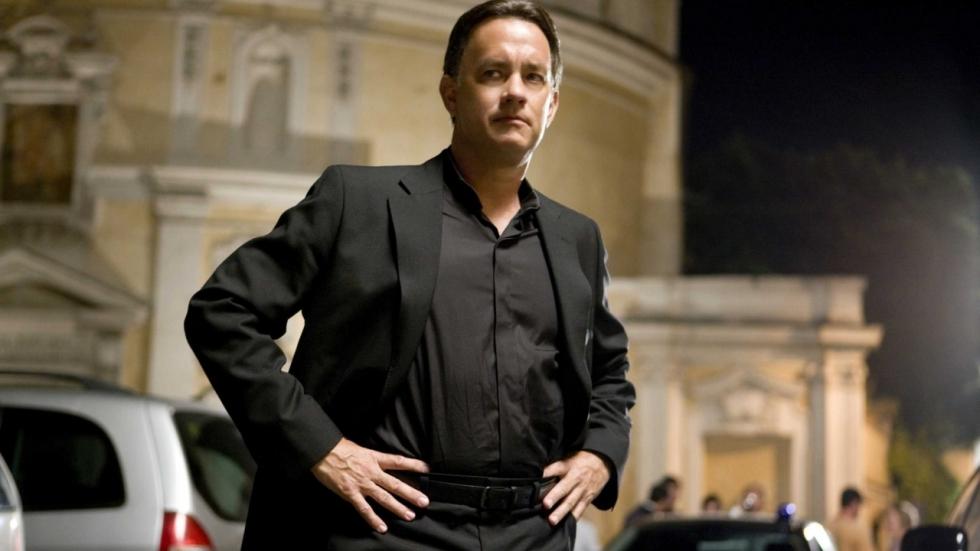 Deze acteur sloeg Tom Hanks zo hard dat hij een scheet liet tijdens opnames 'The Da Vinci Code'