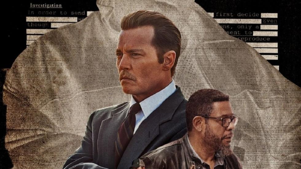 Johnny Depp is toch opvallend normaal in trailer 'City of Lies'