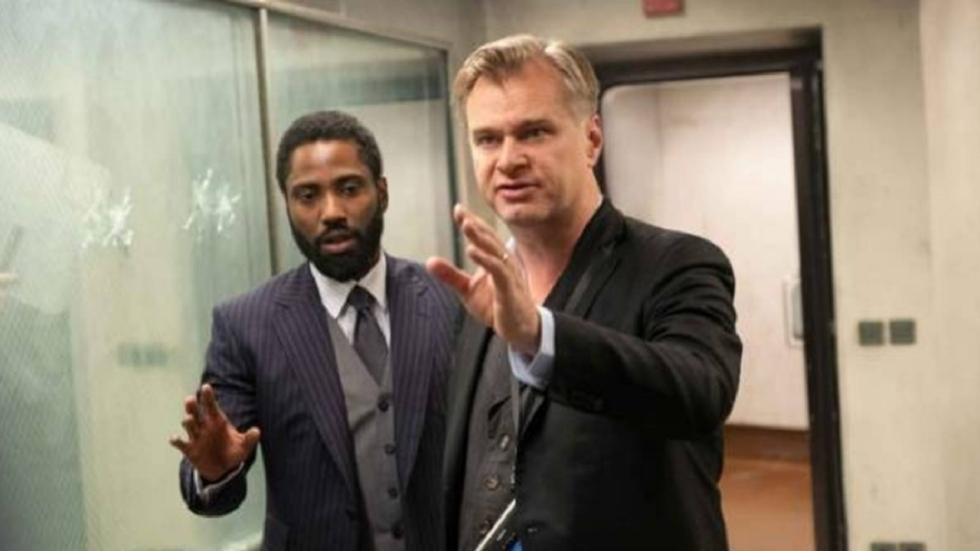 Christopher Nolan meteen weer naar de bioscoop in Los Angeles