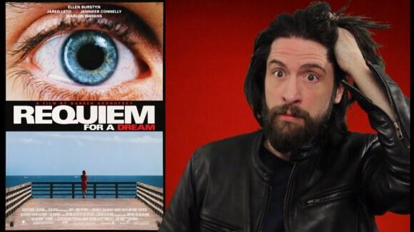 Jeremy Jahns - Requiem for a dream - movie review