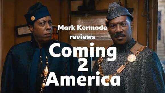 Kremode and Mayo - Coming 2 america reviewed by mark kermode