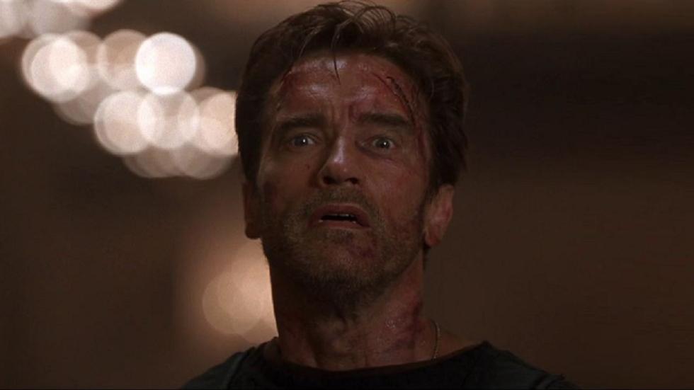 Britse volk wil dat Arnold Schwarzenegger hen beschermt tegen aliens
