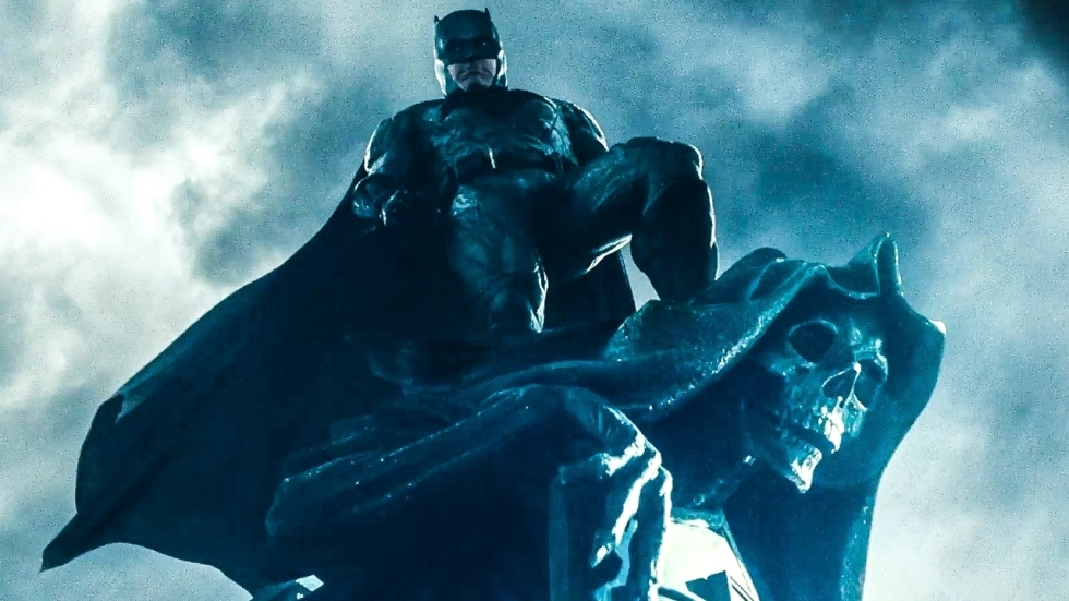 Dit was Ben Afflecks 'The Batman' geweest met Batgirl!
