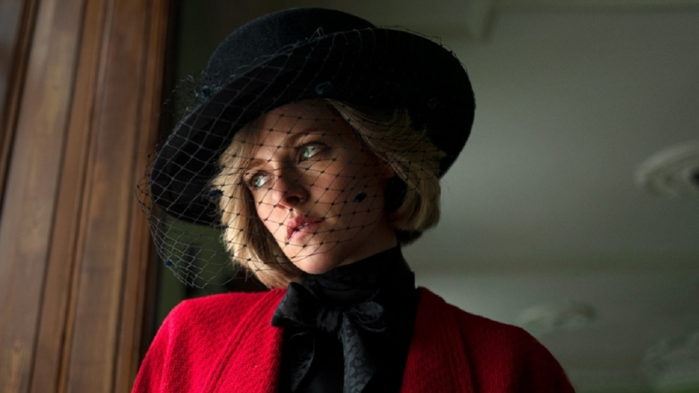 Foto van 'Twilight'-actrice Kristen Stewart als Lady Di