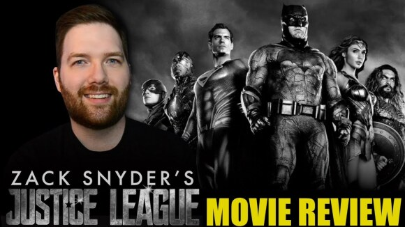 Chris Stuckmann - Zack snyder's justice league - movie review