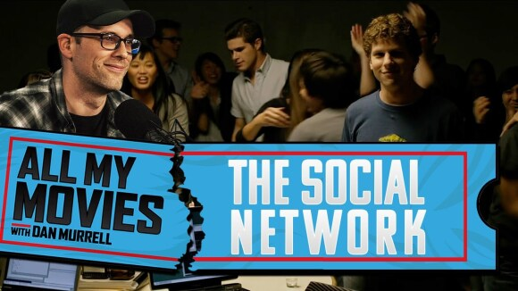 Schmoes Knows - The social network - all my movies with dan murrell #10